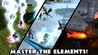 Ultimate Dragon Simulator screenshot 2