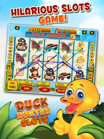Ace Duck Slots - Get Rich Redneck Casino Slot Machine Games Free screenshot 6