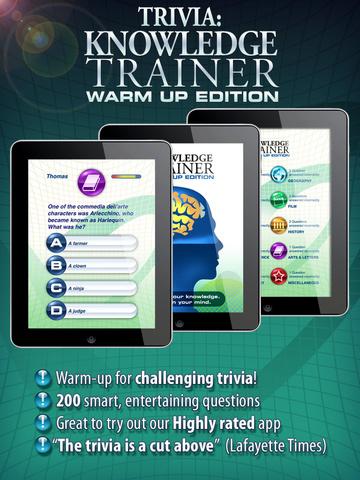 Knowledge Trainer: Trivia screenshot 6
