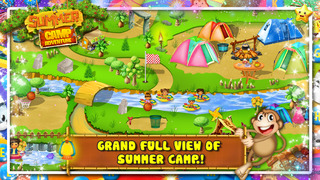 Summer Camp Adventure screenshot 1