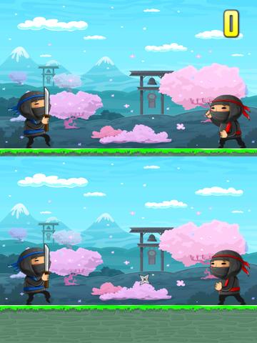 Ninja Fight Training screenshot 4