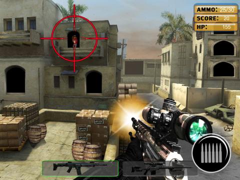 Assault Force (17+) - Elite Sniper Seal Team Shooter Edition screenshot 8