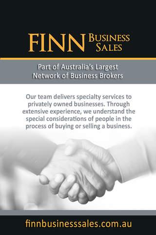 Finn Business Sales - náhled