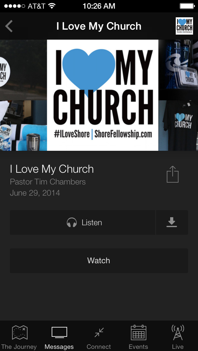 Fresh Start Church screenshot 3
