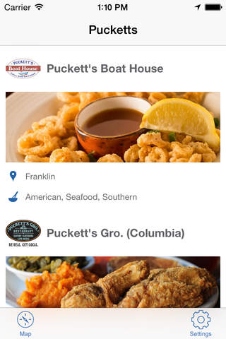 Puckett's Grocery & Restaurant - náhled