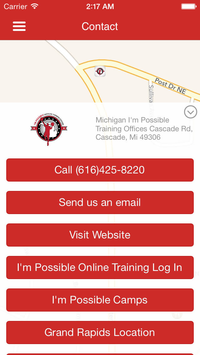 I'm Possible Training-Michigan screenshot #1