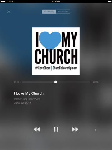 Fresh Start Church screenshot 5