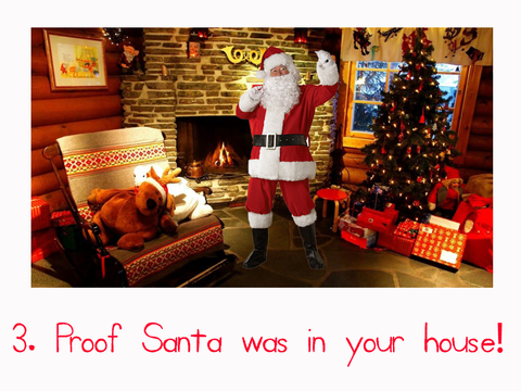 Santa Camera: Catch Santa in your House PNP 2015 screenshot 4