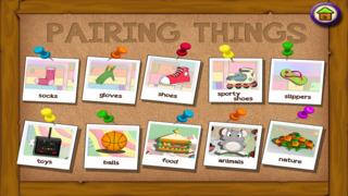 Pick & Match - Match The Objects HD Lite screenshot 1