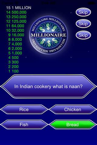 Millionaire Game Free - náhled