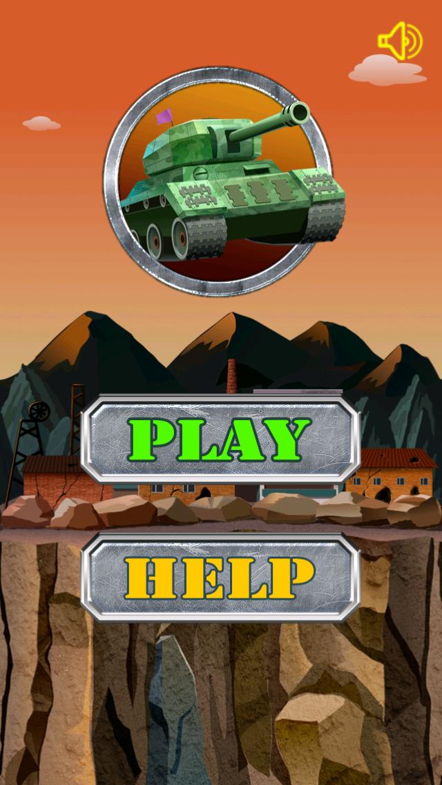 Metal Tank Bridge screenshot 1