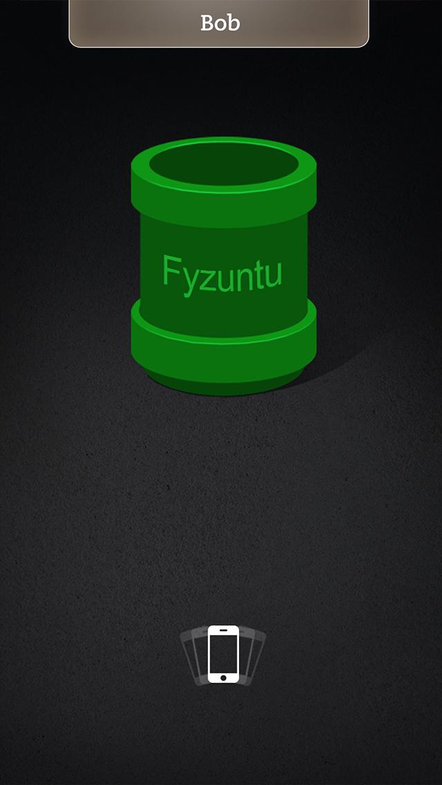Fyzuntu screenshot 3