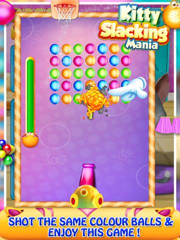 Kitty Slacking Mania screenshot 4