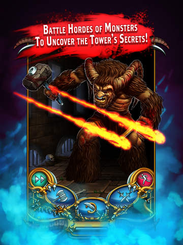 Finder's Keep: The Dungeon-Crawling, Monster-Battling, Loot-Collecting RPG! screenshot #1