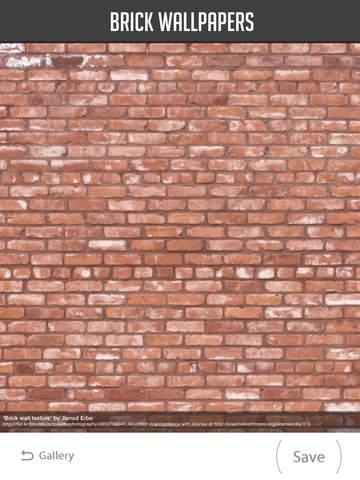 Brick Wallpapers screenshot 10