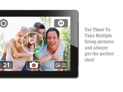 FastPix - Fast Camera + Burst Mode Camera Photos screenshot 8