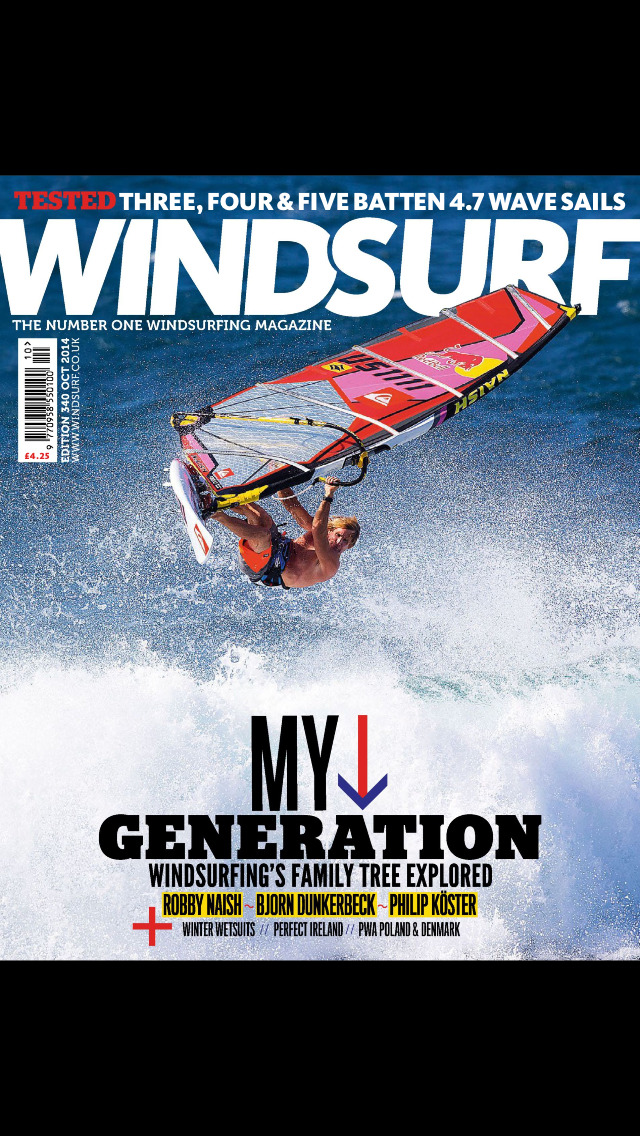 Windsurf Magazine screenshot 1
