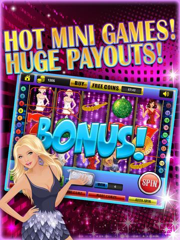 Ace Classic Rich Party Slots - Crazy Vegas Bash Casino Slot Machine Games Free screenshot 8