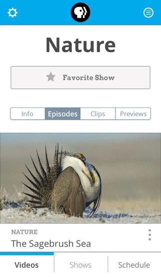 PBS Video screenshot 2