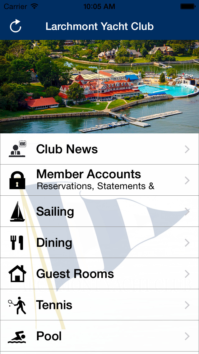 Larchmont Yacht Club screenshot 2