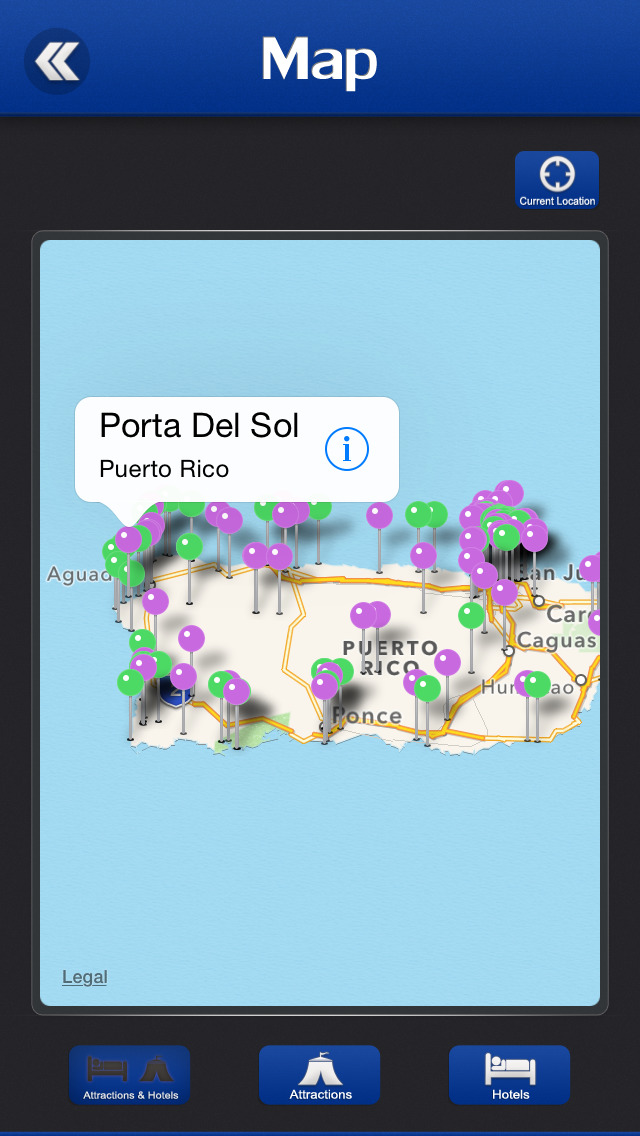 Puerto Rico Offline Travel Guide screenshot 4