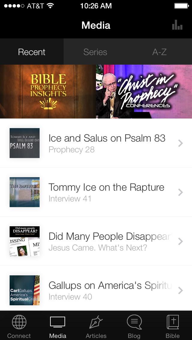 Lamb & Lion Ministries screenshot 1