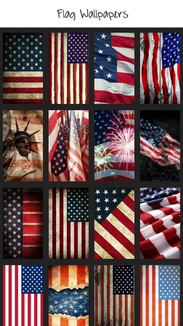 Flag Wallpapers screenshot 1