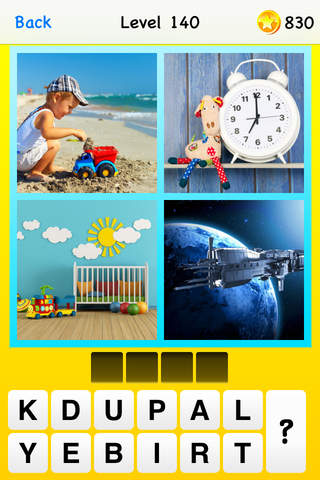 Guess The Pics - Word Puzzle - náhled