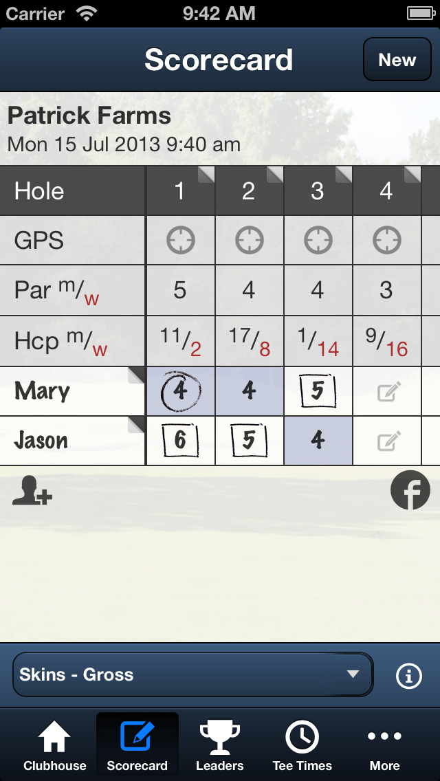 Randy Watkins Golf screenshot 4