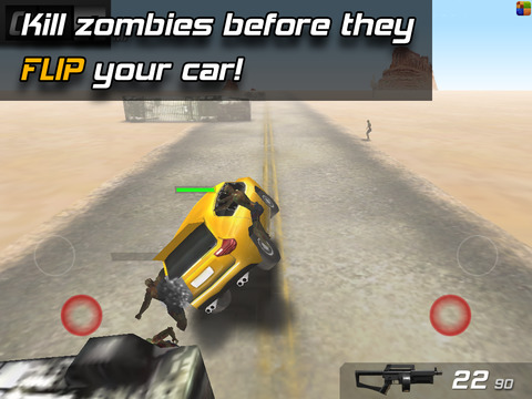 Zombie Highway screenshot 7