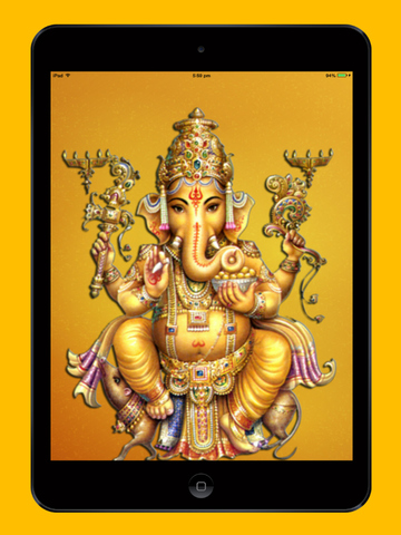 Lord Ganesha Mantra - (Siddhi Vinayak) Mantra Meditation screenshot 5