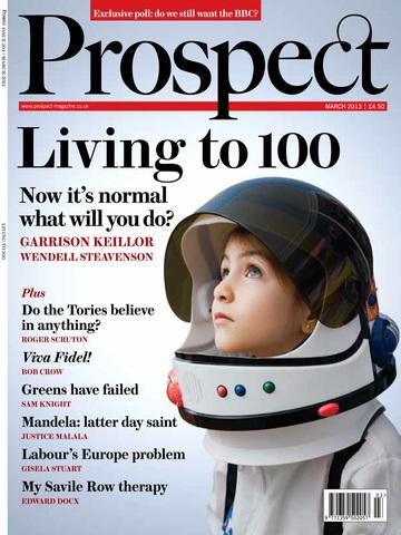 Prospect Magazine screenshot 2