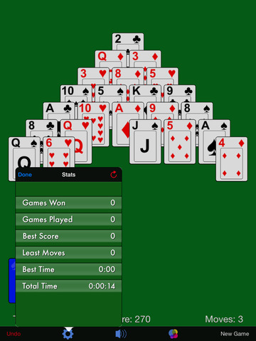 Pyramid Solitaire· screenshot 10