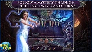 Mystery Trackers: Blackrow's Secret - A Hidden Object Detective Game screenshot 3