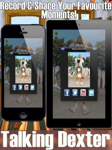 Dexter - The Talking Chatty Dog screenshot 6