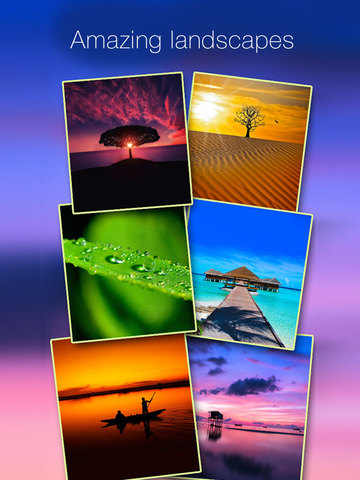 Nature Wallpapers and Backgrounds - Amazing Landscapes screenshot 6