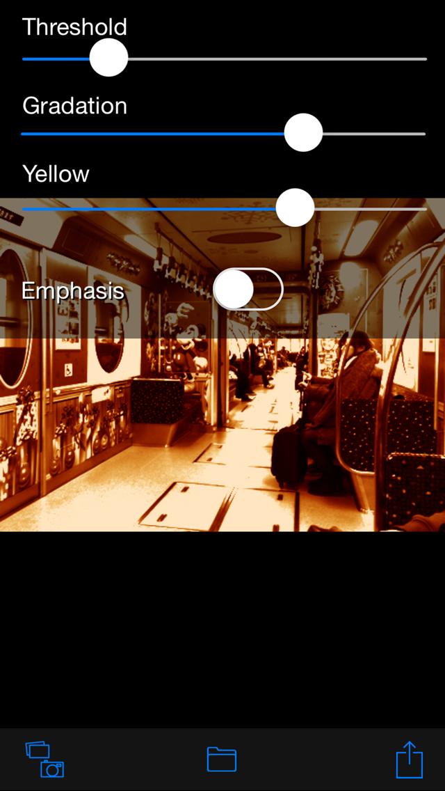 Gold Lens screenshot 2