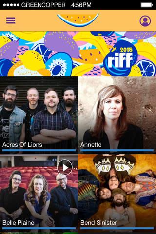 Rifflandia Festival 2015 - náhled