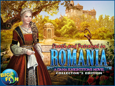 Death and Betrayal in Romania: A Dana Knightstone Novel HD - A Hidden Objects Romance Mystery screenshot 5
