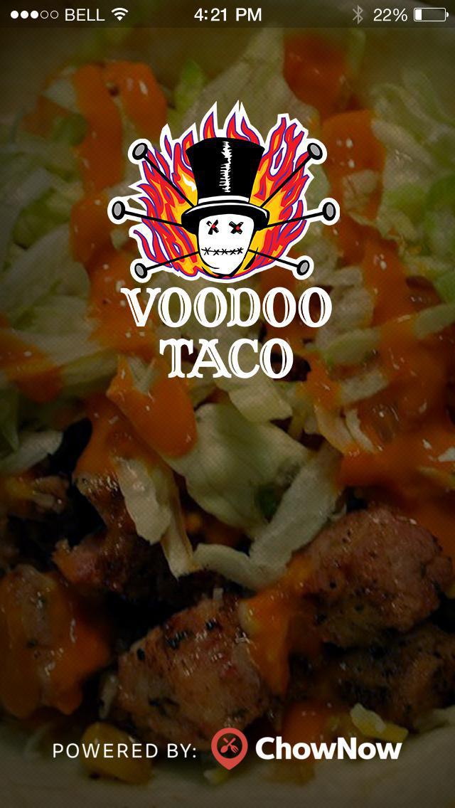 Voodoo Taco - 67th St screenshot 1