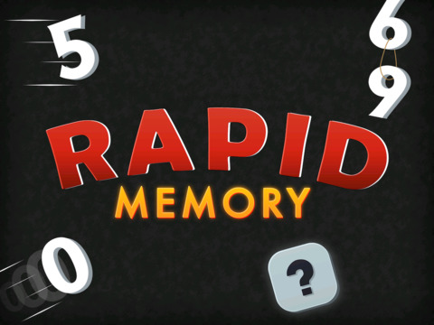 Rapid Memory screenshot 4