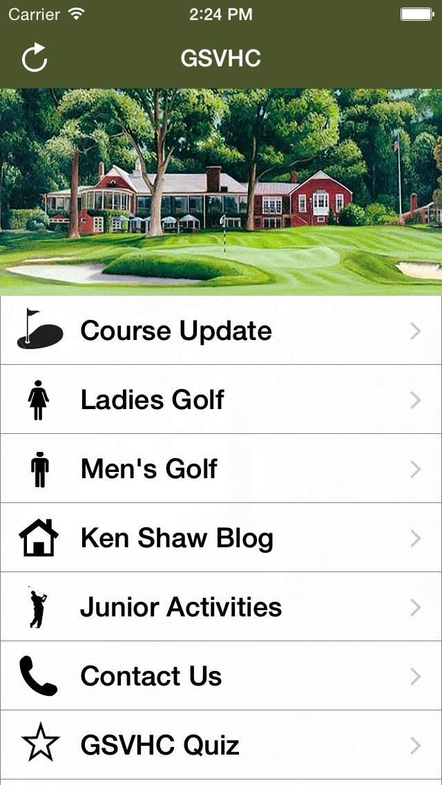 Green Spring Valley Hunt Club screenshot 2