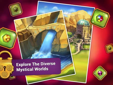 Lost Jewels - Match 3 Puzzle screenshot 9