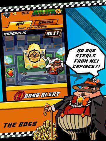 Jack Pott - Taxi Driver On The Run screenshot #4