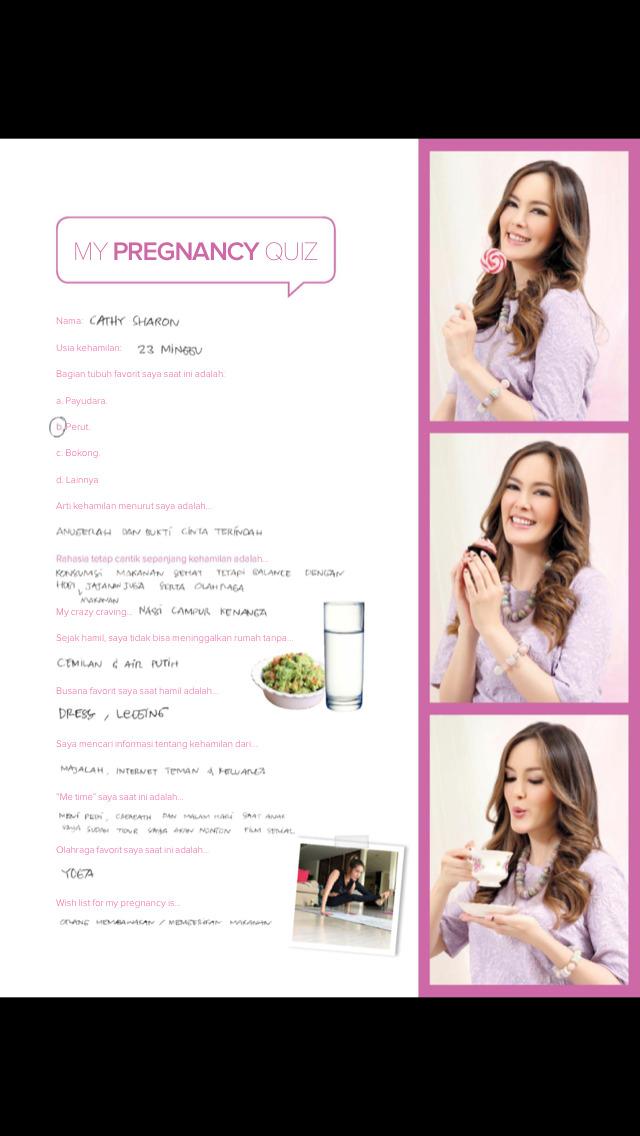 PREGNANCY (Magazine) screenshot 3