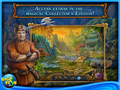 Spirits of Mystery: The Dark Minotaur HD - A Hidden Object Game with Hidden Objects (Full) screenshot 1