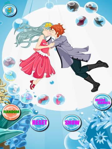 明星的海中婚礼 screenshot 7