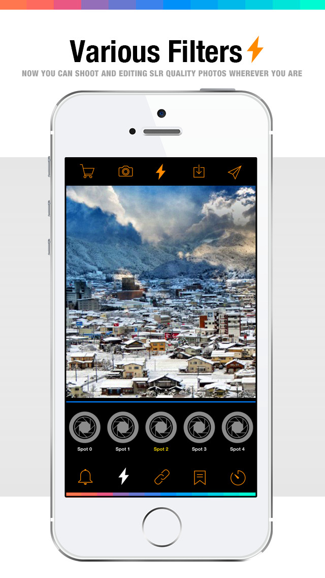 Flash 360 - camera effects plus photo editor screenshot 2