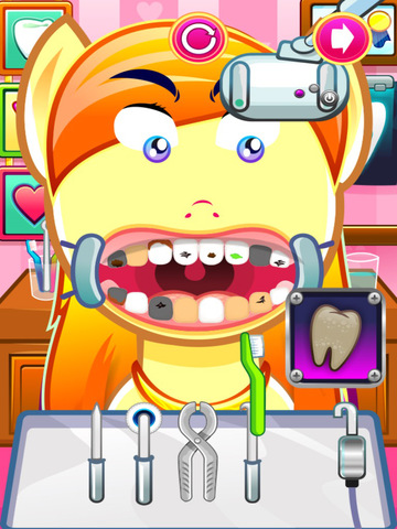 Pony Dentist - a Fun Adventure screenshot 10