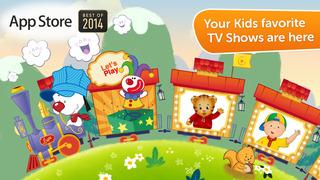 PlayKids - Cartoons and games screenshot 1